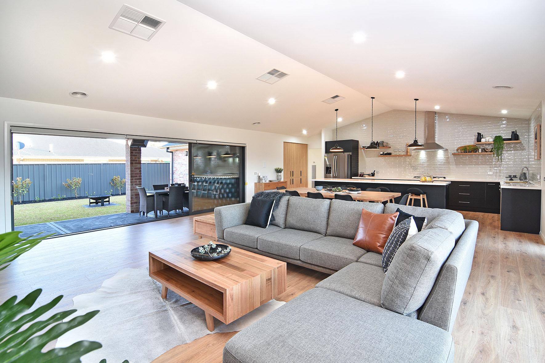 The newest O'Neill Homes custom built home